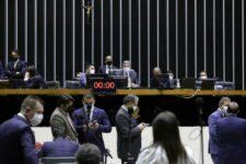 Votação da minirreforma eleitoral em segundo turno na Câmara