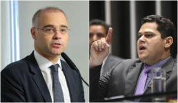 Davi Alcolumbre planeja segurar a sabatina de André Mendonça por mais dois meses