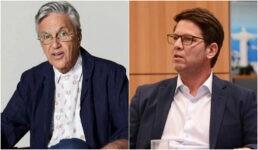 Secretário de Cultura Mario Frias debochou de Caetano Veloso