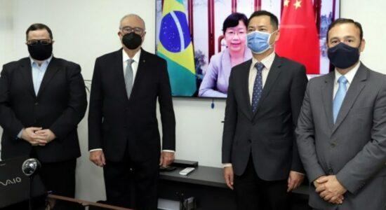 TV Cultura fechou parceria com agência de notícias do governo chinês