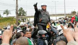 Bolsonaro em SC