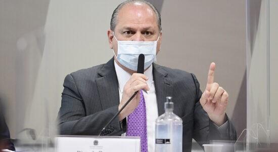 Deputado federal Ricardo Barros
