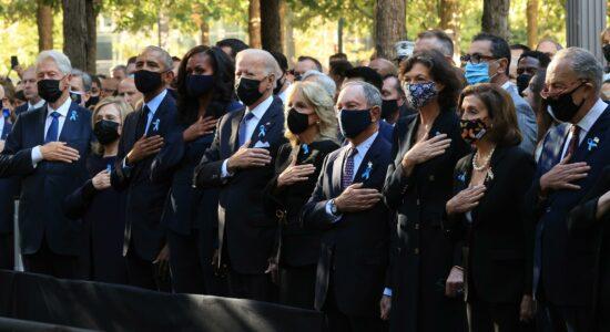 NY inicia atos pelos 20 anos dos atentados de 11 de setembro