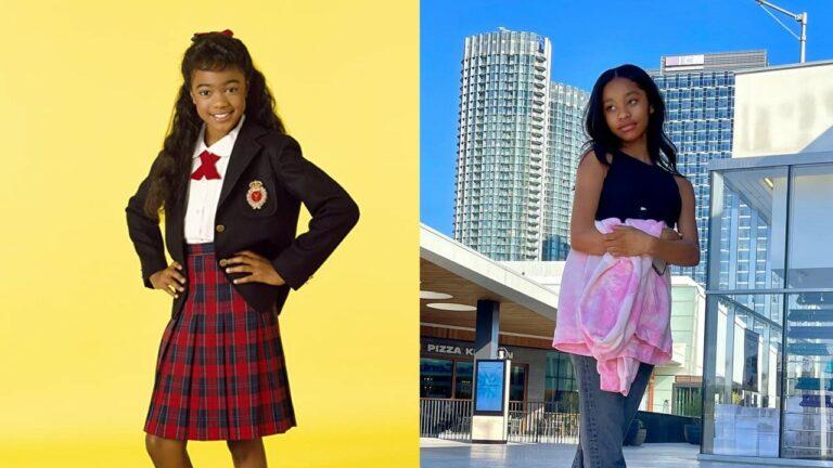 Antiga e nova Ashley Banks