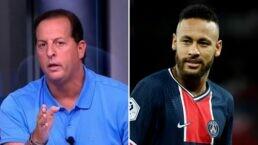 Benja defende Neymar e rebate Pillar: perdeu oportunidade de ficar quieta