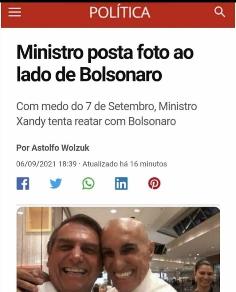 Amin Khader vira meme após pedir para não ser confundido com o ministro Alexandre de Moraes