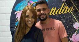 Flordelis dos Santos e o namorado, Allan Soares