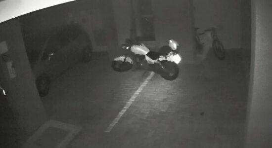 Moto fantasma