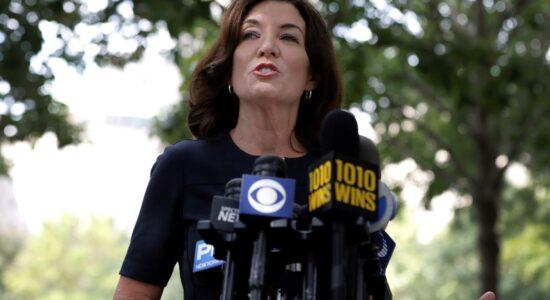 Governadora de NY