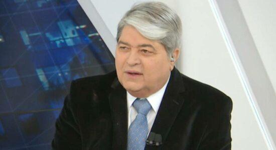 Apresentador José Luiz Datena