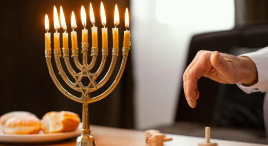 Que o ano novo judaico seja doce e agradável