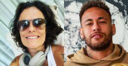 Zélia Duncan e Neymar Jr