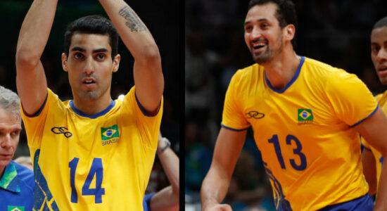 Douglas Souza e Maurício Souza