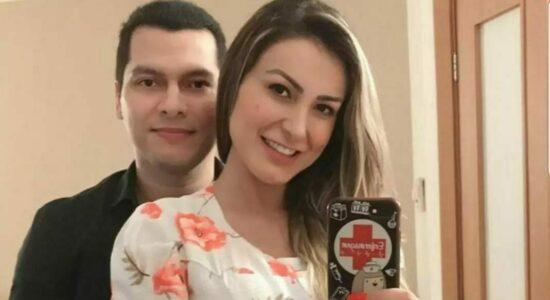 Andressa Urach e Thiago Lopes reataram casamento