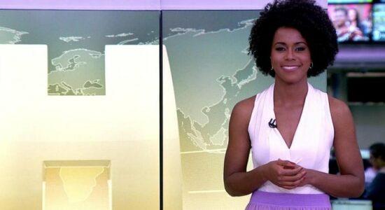 Maju Coutinho seguirá na Globo até pelo menos 2025