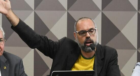 Allan dos Santos é dono do portal Terça Livre