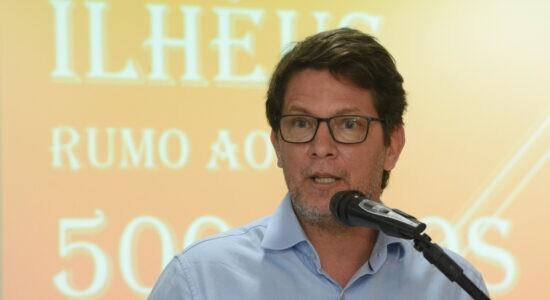 Secretário especial de Cultura, Mario Frias
