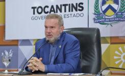 Governador do Tocantins, Mauro Carlesse