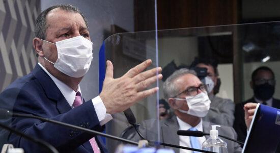 Comissão Parlamentar de Inquérito da Pandemia