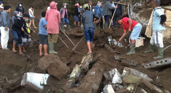 Um terremoto de magnitude 4.8 atingiu no nordeste de Bali