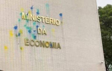 Fachada Ministério da Economia