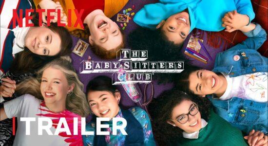 Clube das Babás é uma série da Netflix