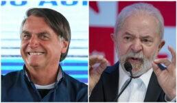 Bolsonaro tem 24 vezes mais seguidores que Lula no Telegram