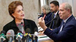 Dilma Rousseff e Ciro Gomes