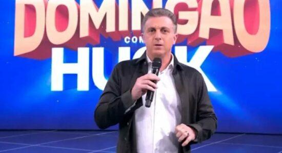 Domingão com Huck vem tendo quedas sucessivas de audiência