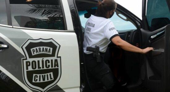 Polícia Civil do Paraná encontrou menina de 11 anos que havia fugido de casa