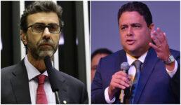 Freixo e Santa Cruz buscam apoio de Lula