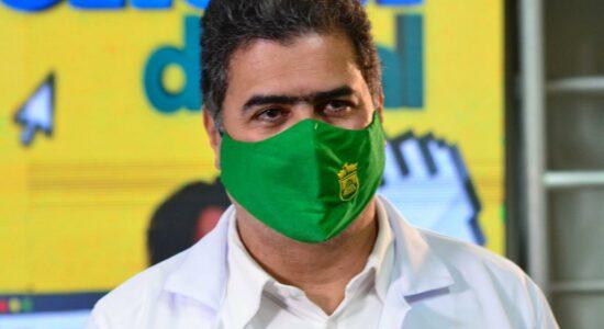 Prefeito de Cuiabá, Emanuel Pinheiro, foi afastado