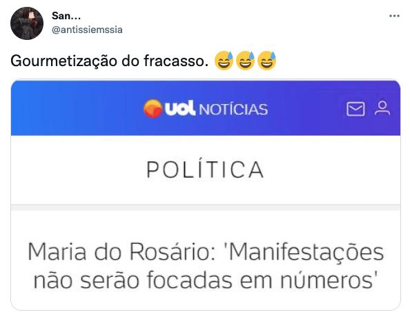 Aliados de Bolsonaro celebraram