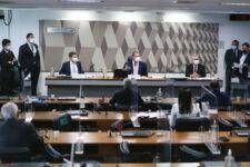 Sessão da CPI vota relatório