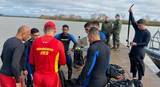Naufrágio no Pantanal deixou seis mortos
