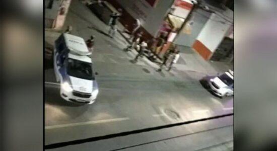 Grupo atirou contra festa em rua de Salvador