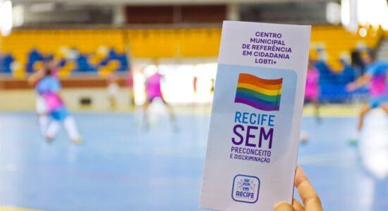 Prefeitura do Recife promove os Jogos do Orgulho