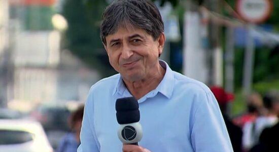 Repórter Gerson de Souza